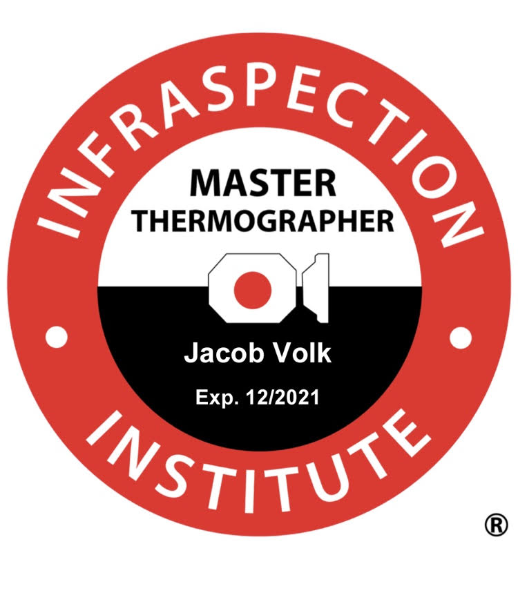 Infraspection Institute Master Thermographer